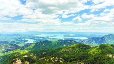 密云水库蓄水量突破26亿立方米 创20年来最高水位