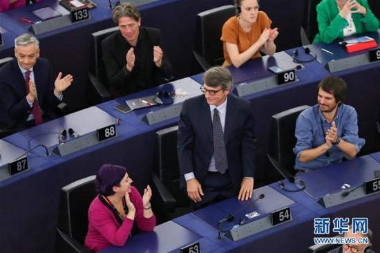 (国际)(1)意年夜利议员萨索利被选欧洲议会兄伍少