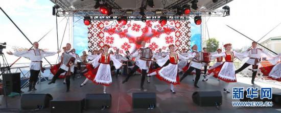 (国际)(1)白俄罗斯隆重举行独立日庆祝活动