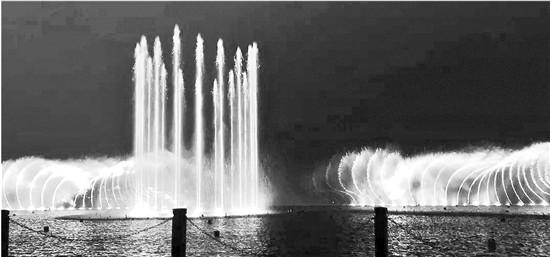 7月8日起,西湖音乐喷泉暂停喷放