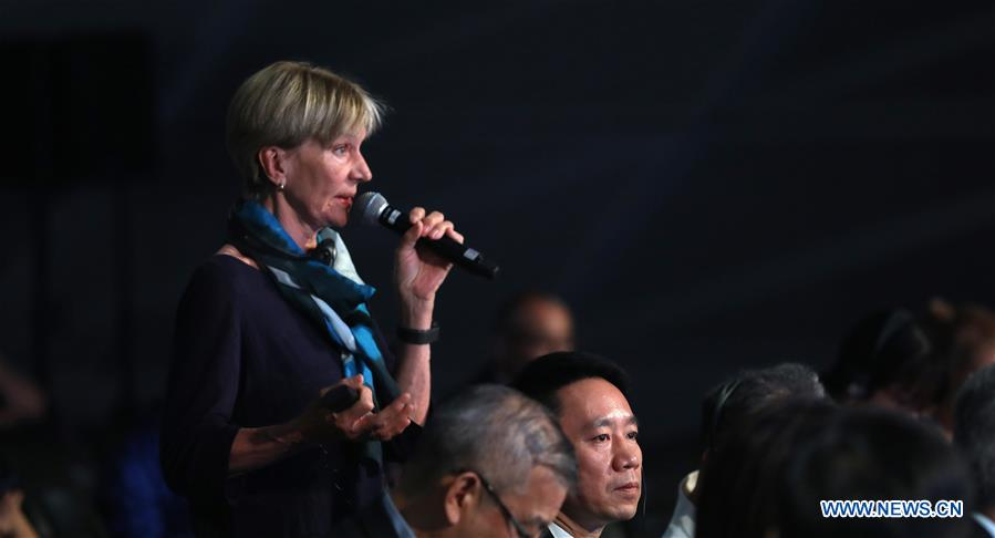 Highlights of China energy outlook panel during Summer Davos