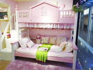 """培养孩子的爱好儿童房最好""""留白"""""""