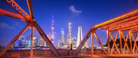 夏夜游上海,到这些地方逛吃玩!