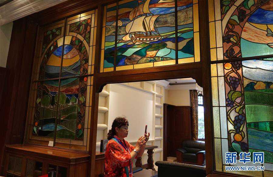 (社会)(3)卢汉公馆首次开放 再现云南起义历史