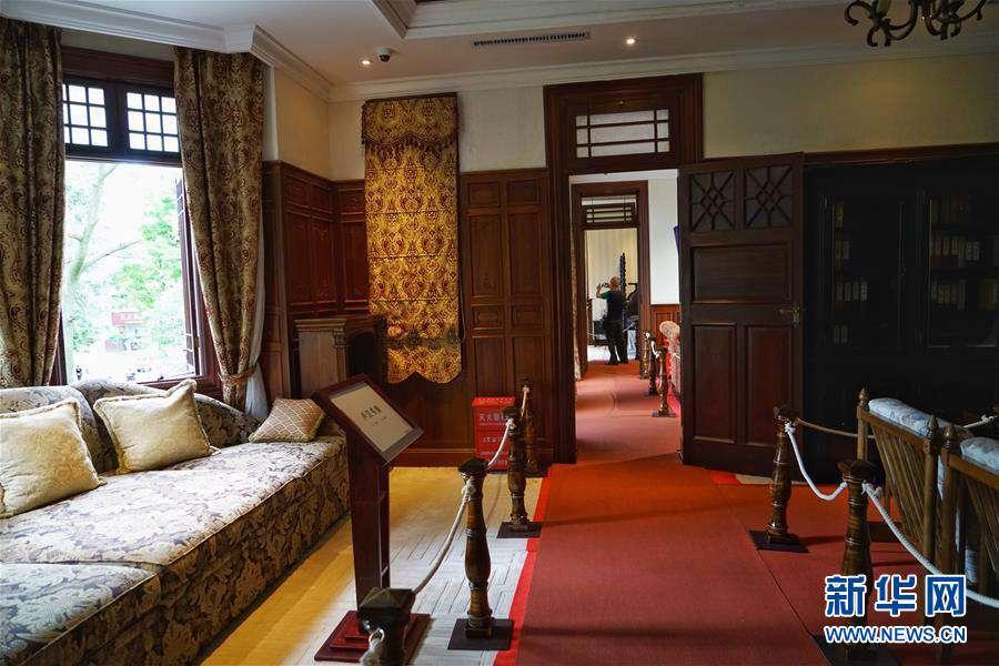 (社会)(4)卢汉公馆首次开放 再现云南起义历史