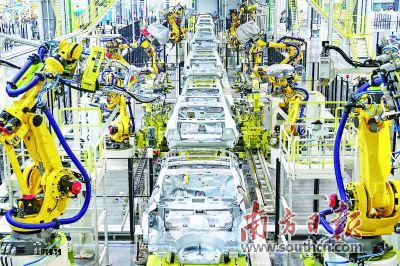 """""""国能93""""成功下线恒大具备新能源汽车量产能力"""