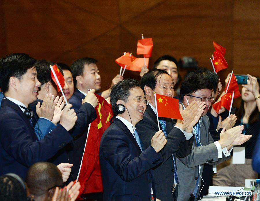 China claims 55 of UNESCO world heritages with elected new site
