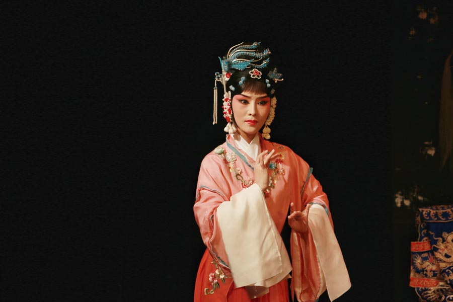 Young artists deliver commanding Kunqu Opera performance
