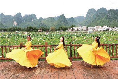游客熱捧農旅新景點