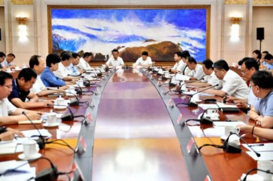 中央扫黑除恶第20督导组督导宁夏第二次工作通报对接会