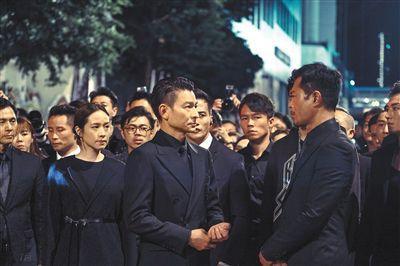 香港电影:不能单凭老戏骨的演技 需要新的突破口