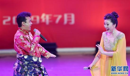 (文化)(3)中国剧协:送欢乐下基层