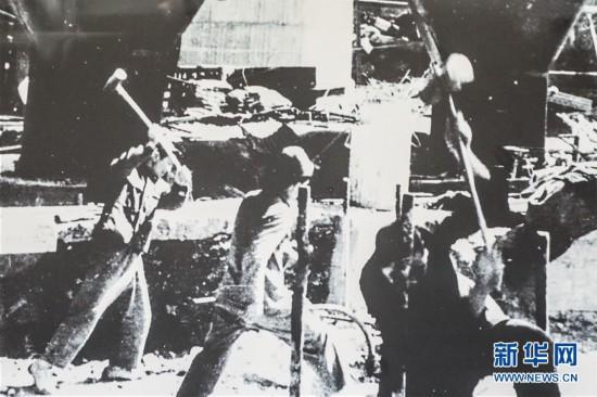 一曲壮丽的钢铁史诗――鞍钢与共和国风雨同行70载实录