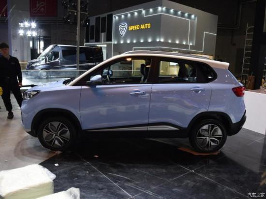 合众汽车 哪吒N01 2019款 改款 基本型