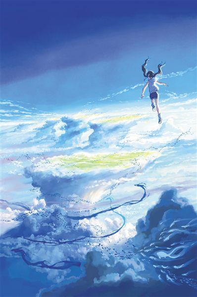 日本动画《天气之子》将映 小栗旬参与其中配音