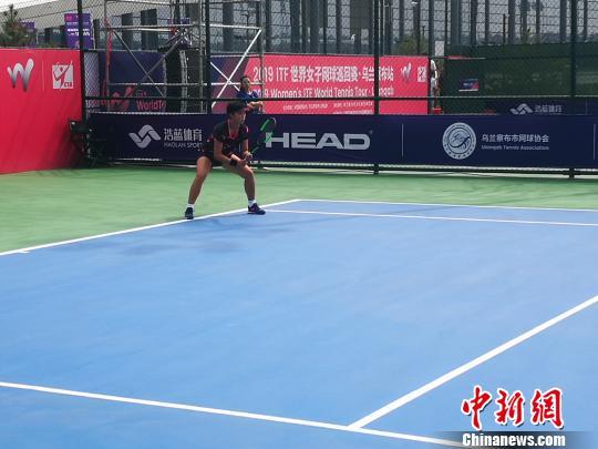 张恺琳、袁悦跻身2019ITF世界女子网球巡回赛单打十六强