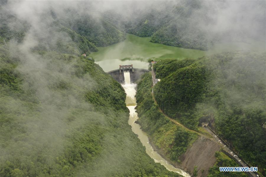 #CHINA-ZHEJIANG-WATER DISCHARGE (CN)