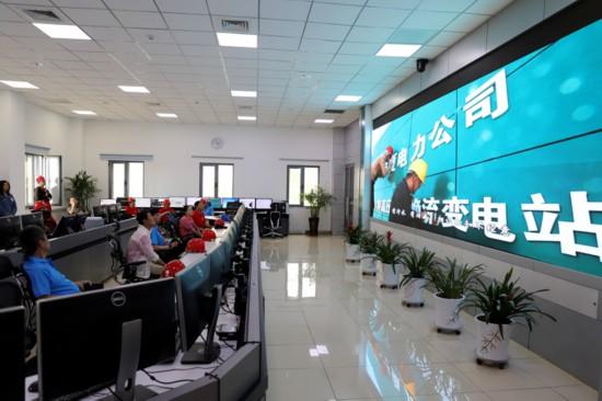 寧夏靈州換流站已向浙江輸送電量840億千瓦時