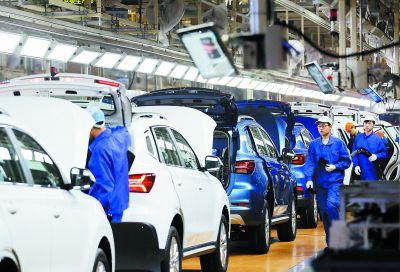 南京新能源汽车发展领先江苏创新链尚有明显短板
