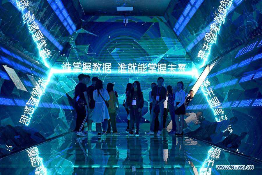 #CHINA-ANHUI-HUAINAN-TAIWAN STUDENTS