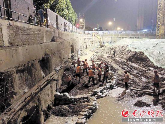 湘江水何时退出警戒水位?