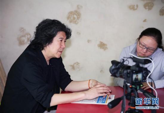(国际・图文互动)专访:结合传统与当代 推动中国戏剧国际化――访话剧《茶馆》导演孟京辉