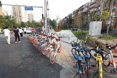 """北京部分道路商场公园无障碍设施""""有障碍"""""""