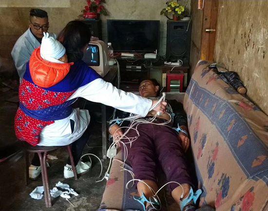 樂山市:打造一支留得住的村醫隊伍