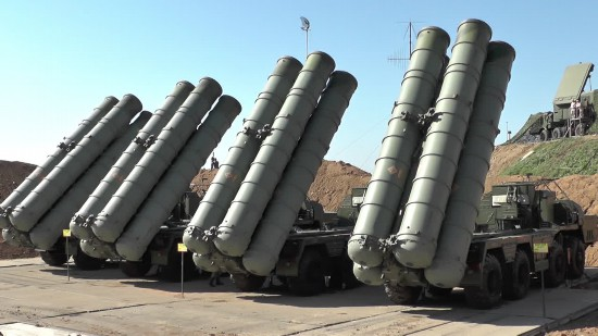 S400导弹已经运抵土耳其!俄开始正式向土交货
