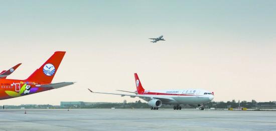 成都今年新开10条国际定期直飞航线