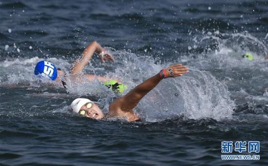 (游泳世錦賽)(2)公開水域——辛鑫女子10公裡奪金