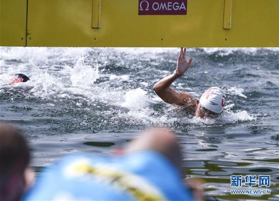 (游泳世錦賽)(4)公開水域——辛鑫女子10公裡奪金