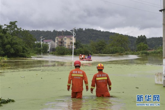 (抗洪抢险・图文互动)(1)大发快三开奖现场_孤岛救援:小村庄的抗洪6小时