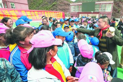 福建省第八批援藏工作队援藏纪实