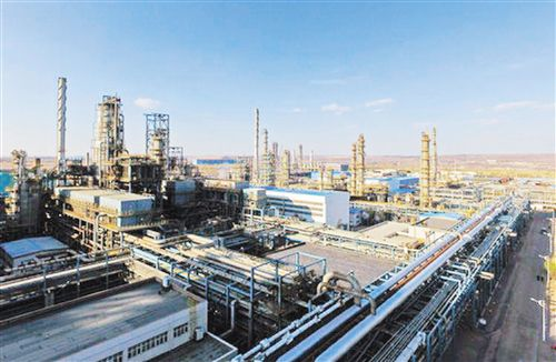 国家能源集团鄂尔多斯煤制油分公司 再创绿色生产奇迹