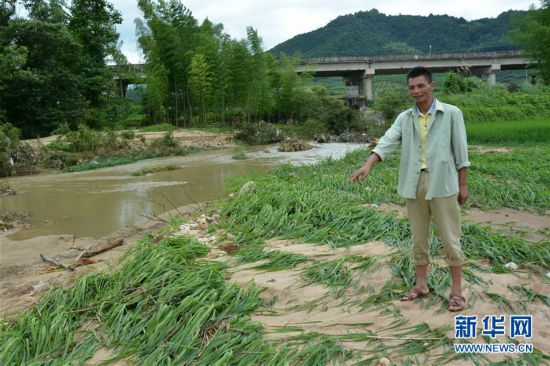 闽西北三位灾区村民的希望与行动