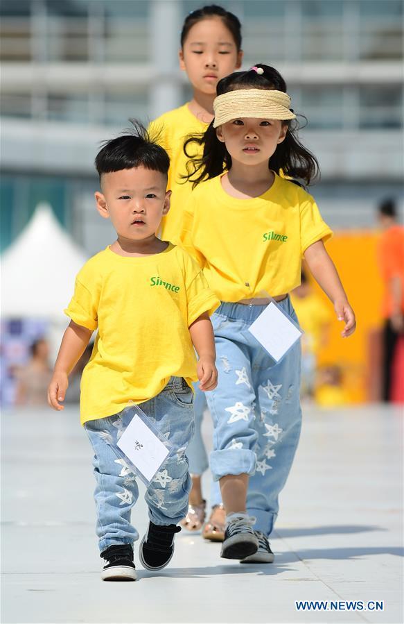 CHINA-JILIN-CHANGCHUN-CHILD MODEL-CONTEST (CN)