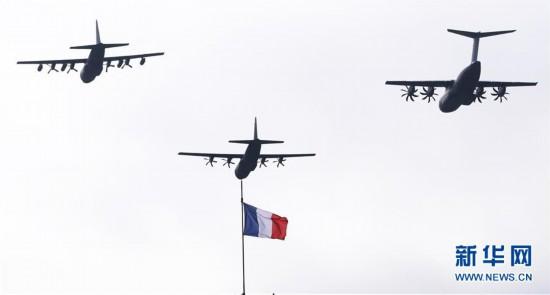 (新华视界)(5)法国举行国庆阅兵式