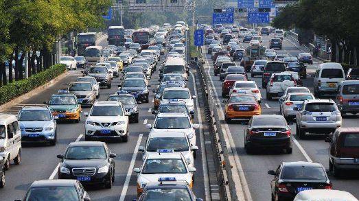 交管局公布上半年全国机动车和驾驶人数据