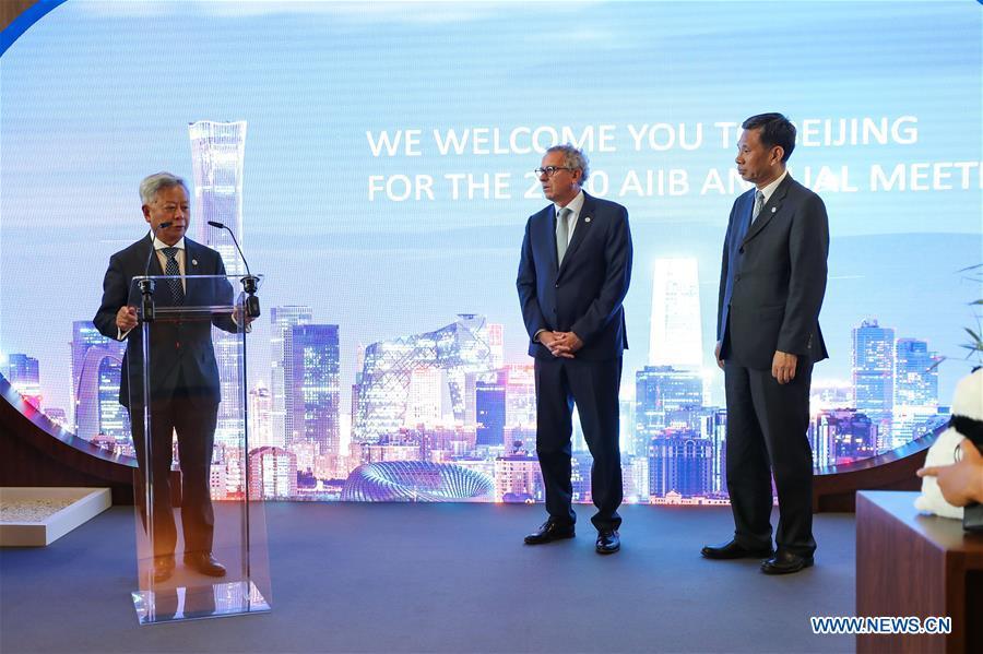 LUXEMBOURG-AIIB-ANNUAL MEETING-NEW MEMBERS