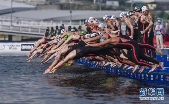(游泳世錦賽)(7)公開水域——辛鑫女子10公裡奪金