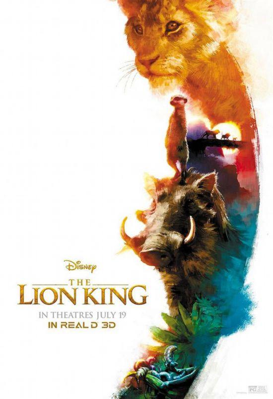 《狮子王》票房破4亿元
