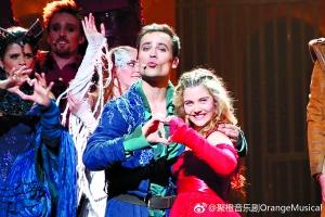 """人气明星接力来华 法语音乐剧要""""出圈"""""""