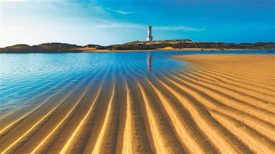炎炎夏日 别错过泉州这些景美人少的海滩