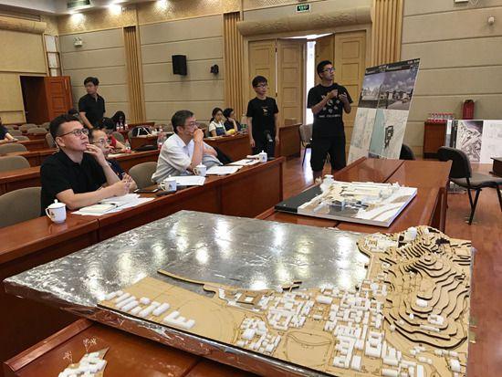 95后设计师为300岁皇家园林设计保护方案