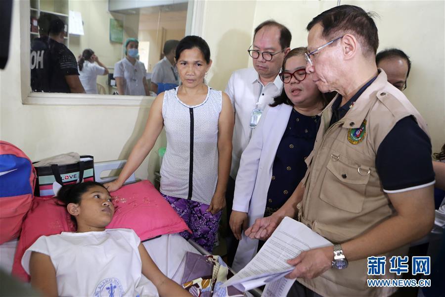 (国际)(5)菲律宾登革热疫情暴发致超过450人死亡