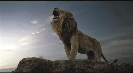 票房不俗评分不高 新版 狮子王 有点 过时