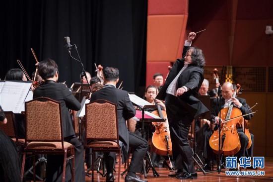 """(国际)(1)""""海丝传琴""""庆祝马中建交45周年音乐会在吉隆坡举行"""