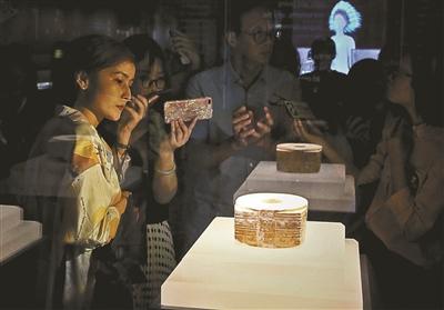 玉器显示的五千年文明展 去故宫看良渚瑰宝