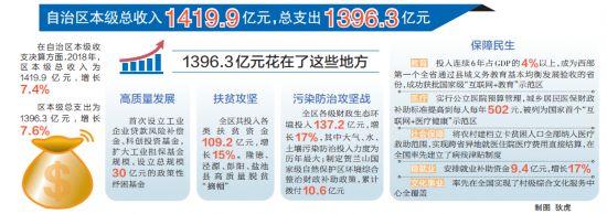 """过去一年,宁夏政府""""钱袋子""""都怎么花了"""